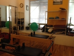 Balanced Body Reformer and Tower